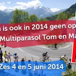 Steun Tom en Maaike bij hun Alpe d'Huzes avontuur!